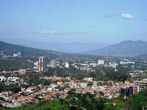 Antiguo Cuscatlán
