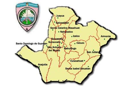 Municipios de Sonsonate
